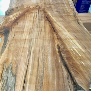 Spalted Maple up-close